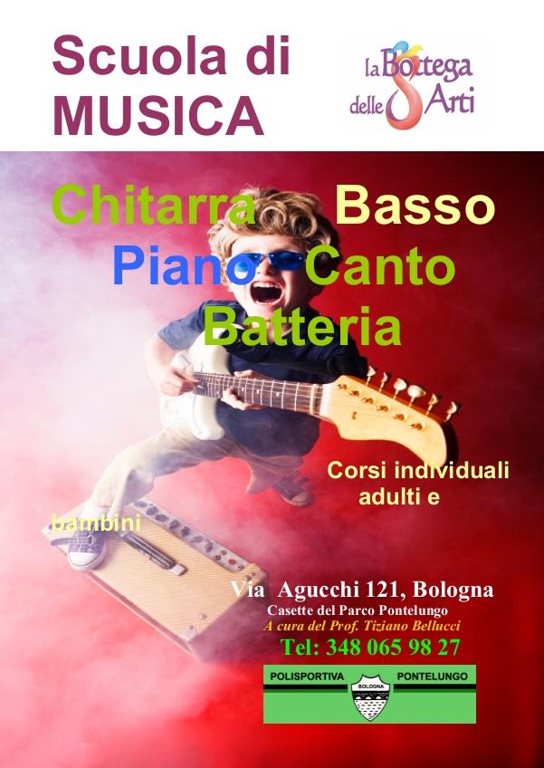 Musica Pontelungo 2015-16 ROCK bimbo